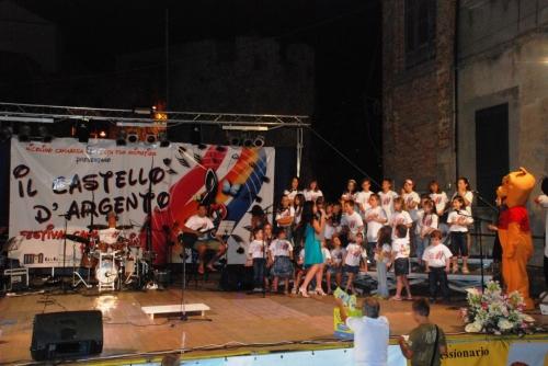 nicolino cannarsa, castello d'argento, festival bambini, termoli
